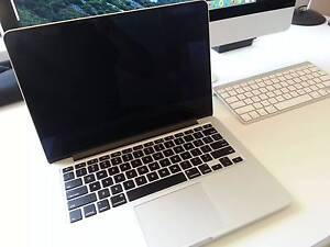 "2014 Macbook Pro retina 13"" i7 3.0Ghz 256GB SSD 8GB Ram+Adobe CS6 Cannington Canning Area Preview"