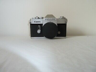 CANON PELLIX SLR FILM CAMERA (107546) - NEAR MINT CONDITION - WORKS VERY WELL