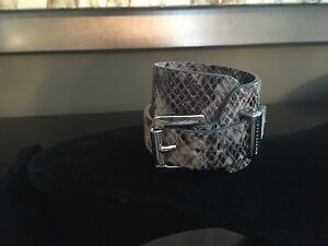 Michael Kors leather bracelet London Ontario image 1