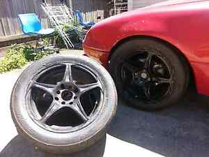 Toyo Proxes R888 Semi's. 15x7+40 $220 Sunnybank Sunnybank Brisbane South West Preview