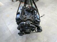 Mercruiser 454 Boat engine reverse rotating