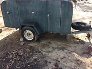 Old dog trailer Watsonia Banyule Area Preview