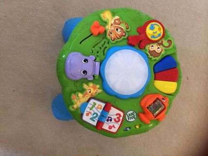 Leap frog music toy