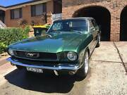 1966 Ford Mustang Convertible Balgownie Wollongong Area Preview