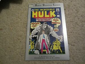 INCREDIBLE-HULK-1-REPRINTS-1ST-APPEARANCE-ORIGIN-MARVEL-MILESTONE-EDITION