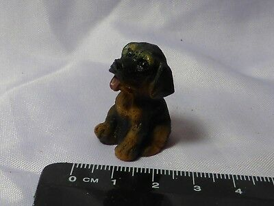 1:12 Scale Resin  Dog d28 Dolls House Miniature Pet Accessory