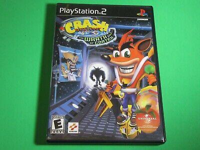 Crash Bandicoot: The Wrath of Cortex (Sony PlayStation 2, 2002), usado comprar usado  Enviando para Brazil