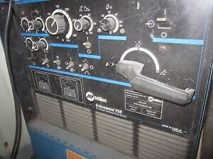 Miller syncrowave 250 welder Ormeau Gold Coast North Preview