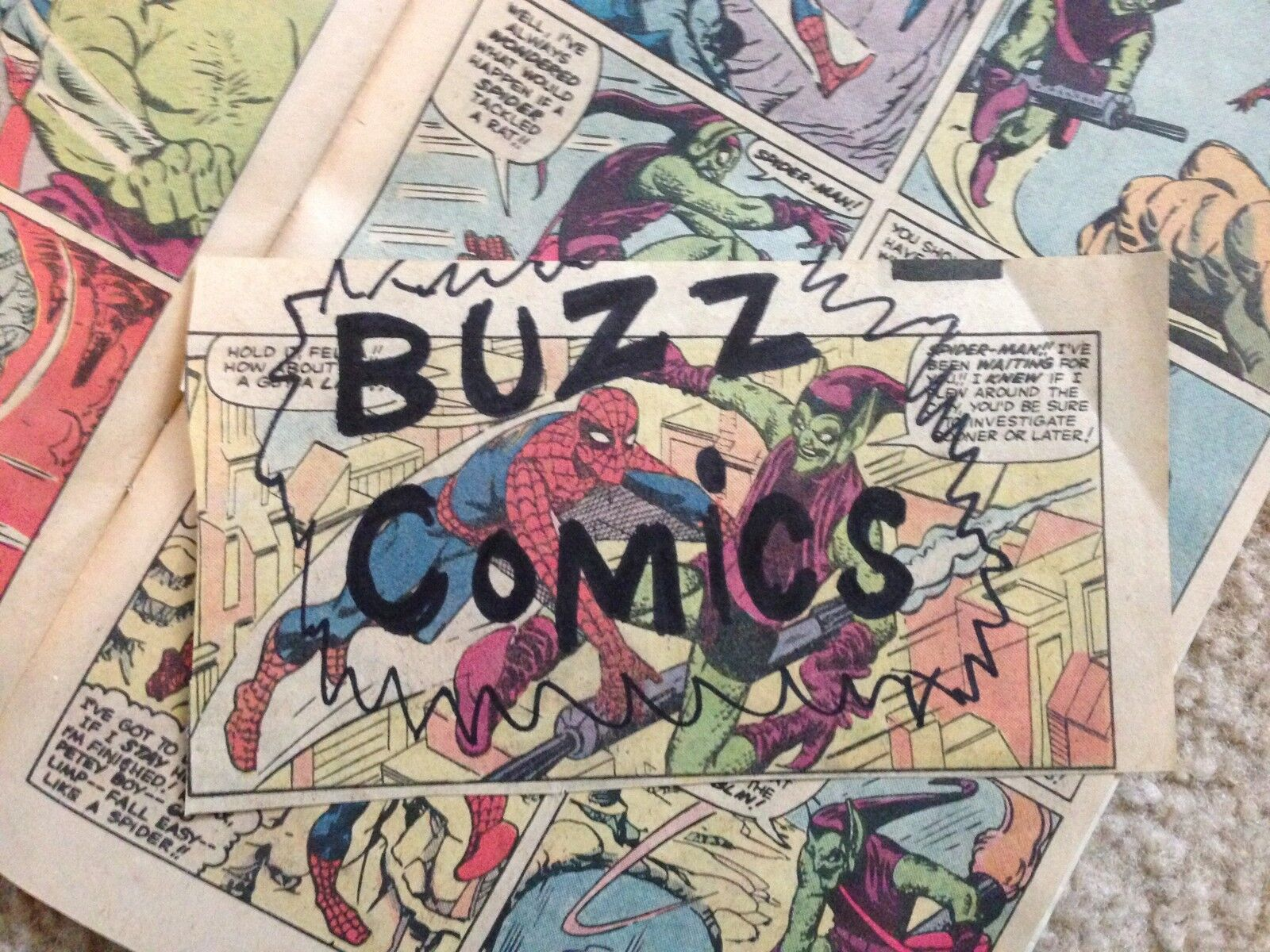 BuzzComics and Collectibles