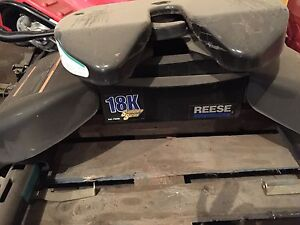 Reese Signature Series Sliding 5th wheel hitch