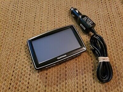 "TomTom XL 350 Car GPS 4.3"" LCD  USA Maps"