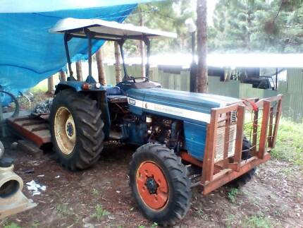 Farmliner 55H/P tractor Gympie Gympie Area Preview