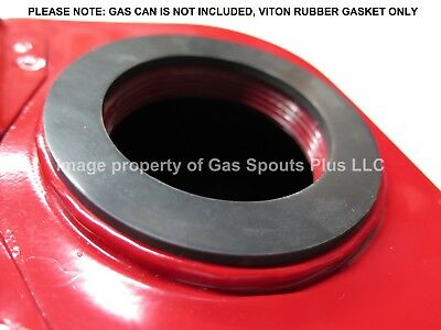 Rubber Viton Gasket Jerry Bung Gas Can Cap Gasket Civillian Blitz Military Usmc