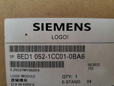1pc Siemens 6ed1052-1cc01-0ba6 Logo Logic Module