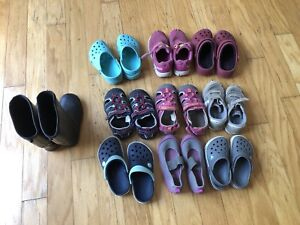 Toddler size 9-11 shoes