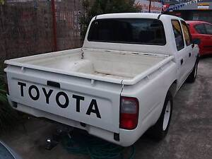 2003 Toyota Hilux, DUAL CAB UTE, 4 cylinder, auto Biggera Waters Gold Coast City Preview