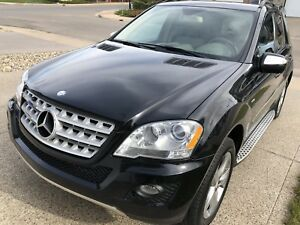 2009 Mercedes ML320 Diesel (REDUCED!!)