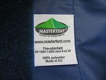 Commercial Grade Mastertent 3 x 3m Marquee with microscopic poles Bentleigh East Glen Eira Area Preview