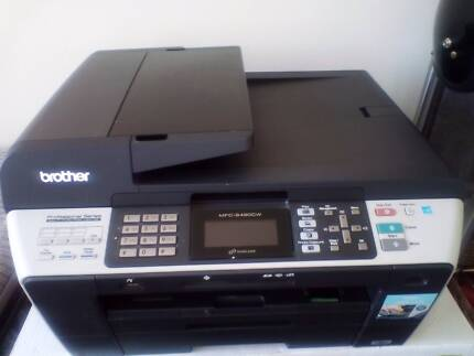 Brother, professional series fax, scan, copy, photo capture, wifi