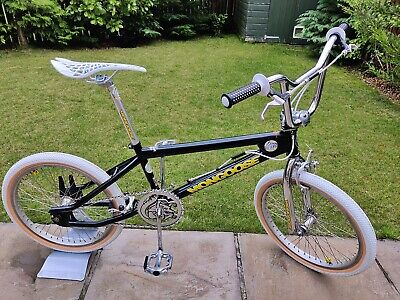 1999 MONGOOSE PRO FX-1 25th Anniversary BMX Old School Bike Haro Skyway USA GT