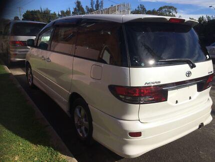 Toyota Estima parts wrecking  Toongabbie Parramatta Area Preview