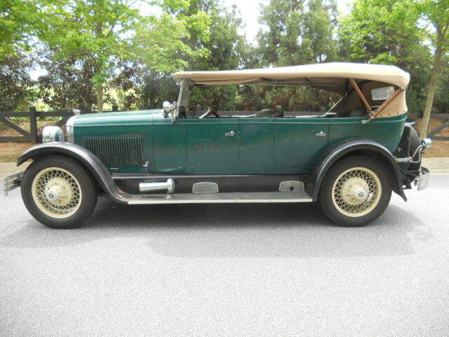 1927 nash advance six touring extremely rare rust free for 1927 nash 4 door sedan