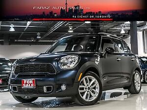 2014 MINI Cooper Countryman S ALL4|LOADED