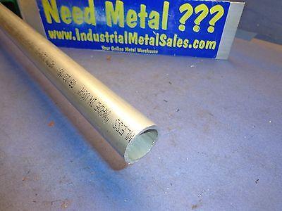 1 Od X 12 X .083 Wall 6061 T6 Drawn Seamless Aluminum Round Tube
