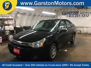 2011 Ford Focus SE*KEYLESS ENTRY*POWER WINDOWS/LOCKS/HEATED MIRR