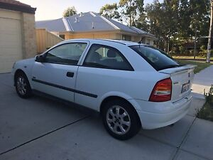 2004 Holden Astra coupe sports Eden Hill Bassendean Area Preview