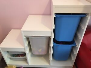 Ikea toy storage in excellent condition