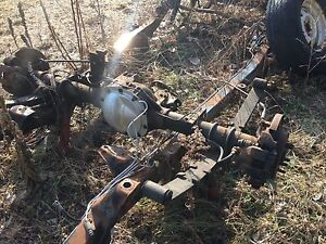Jeep axles 8.8 Ford rear