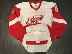 Reebok 2.0 Sébastien Piché Detroit Red Wings Hockey Jersey