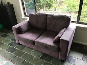 2 x sofas, 1 x 2 seater, 1 x 3 seater w reversible chaise North Turramurra Ku-ring-gai Area Preview