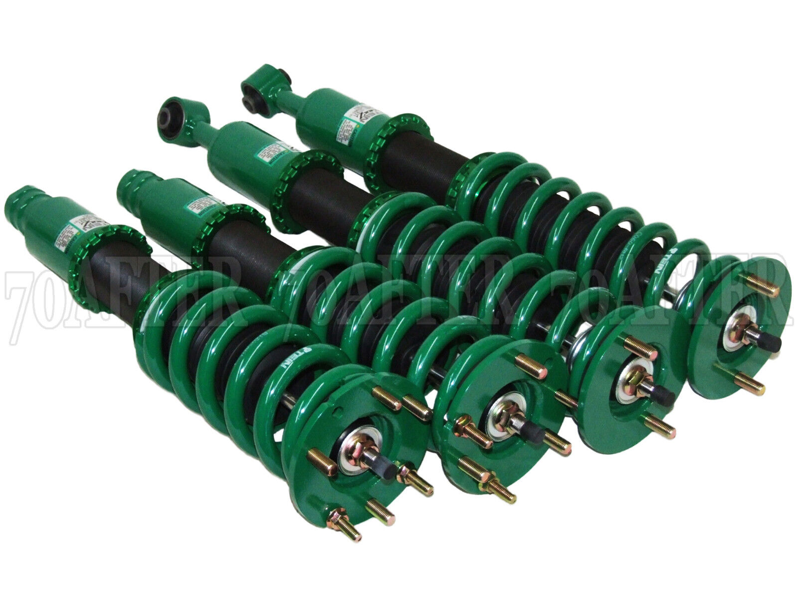 TEIN FLEX Z Ways Adjustable Coilovers For Acura TL TypeS - Acura tl tein coilovers