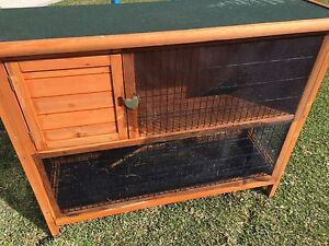 Large Rabbit Hutch Joondalup Joondalup Area Preview