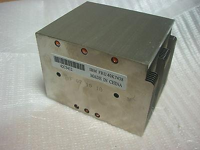 IBM Server X3500 X3600 CPU Kühler Heatsink 40K7438 #