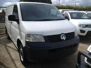 2009 Volkswagen Transporter Diesel Auto North Toowoomba Toowoomba City Preview
