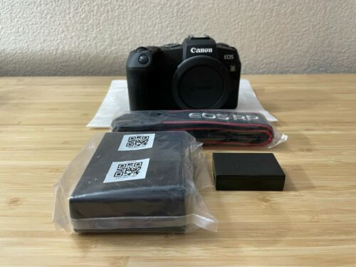 Mint Canon EOS RP 26.2MP Mirrorless Camera Body