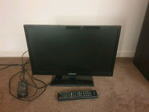54 cm Lcd tv with built in dvd player