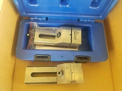 2 Jaw Width 3-18 Jaw Opening Capacity 1 Jaw Height Toolmakers Vise