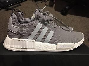 Adidas NMD R1 grey US9.5 UK9 for sale/trade *BRAND NEW* Melbourne CBD Melbourne City Preview