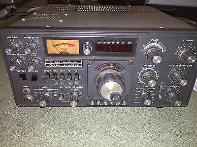 YAESU FT-101ZD HF SSB TRANSCEIVER with FM Board