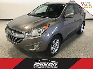 2011 Hyundai Tucson GLS BLUETOOTH, HEATED SEATS, USB