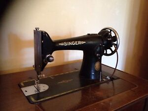 Singer Treadle Sewing Machine No. 201K Petersham Marrickville Area Preview
