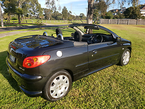 Peugeot Car Convertible Moonee Ponds Moonee Valley Preview