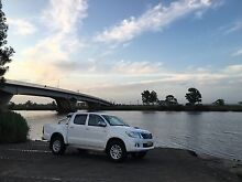 2013 SR5 Toyota Hilux turbo diesel Raymond Terrace Port Stephens Area Preview