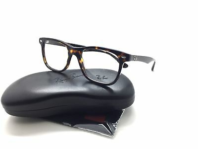 Ray Ban RB 5248 2012 Eyeglass frames Havana Tortoise 51 19 145 (Ray Ban Prescription Lenses)