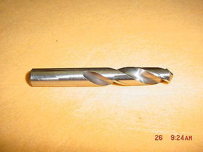 """Screw Machine Drill Bit - - Dia: 29/64""""  - - OAL: 3 3/4"""" ( Made in Canada )"""