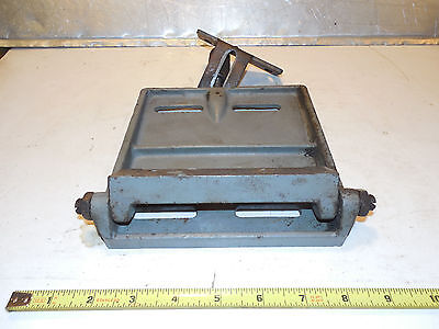 Clausing 15 Drill Press Motor Mount Step 151617 Series